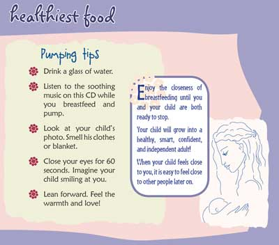 mermama cd breastfeeding pumping tips